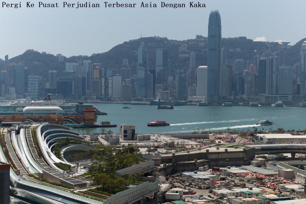 Pusat Perjudian Terbesar Asia